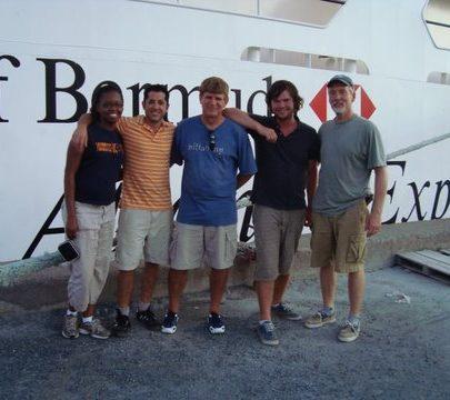 Bermuda sampling