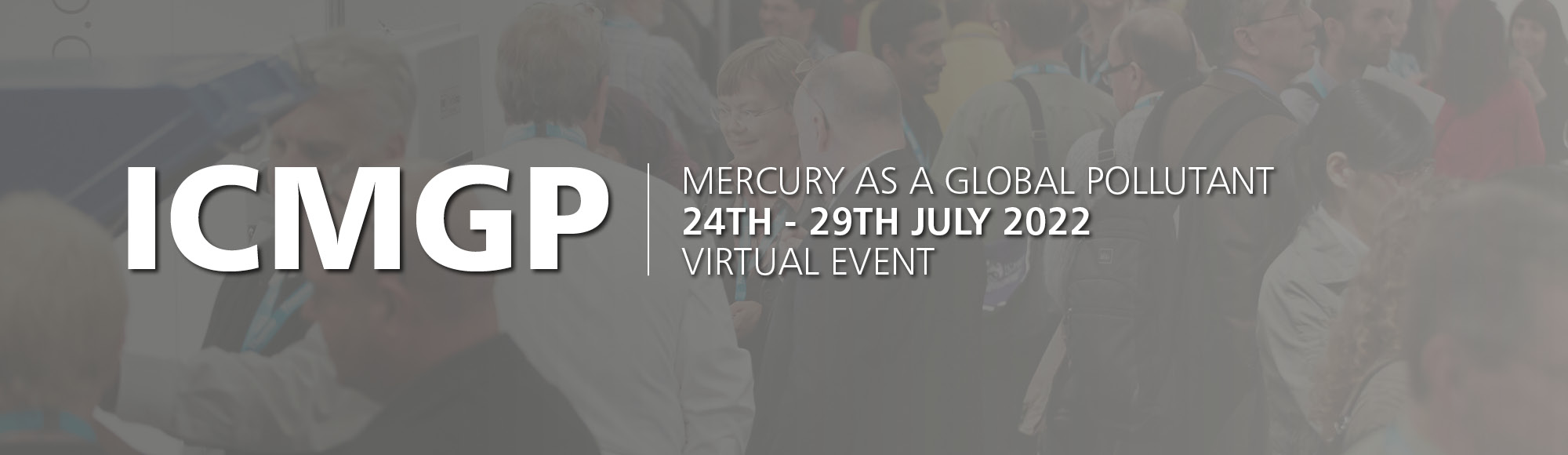 2022 International Conference on Mercury as a Global Pollutant